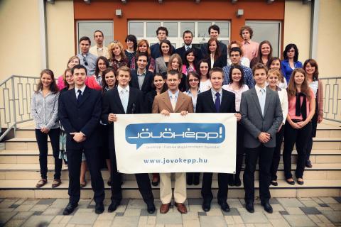 Jövőképp - Fiatalok Magyarországért! Egyesület